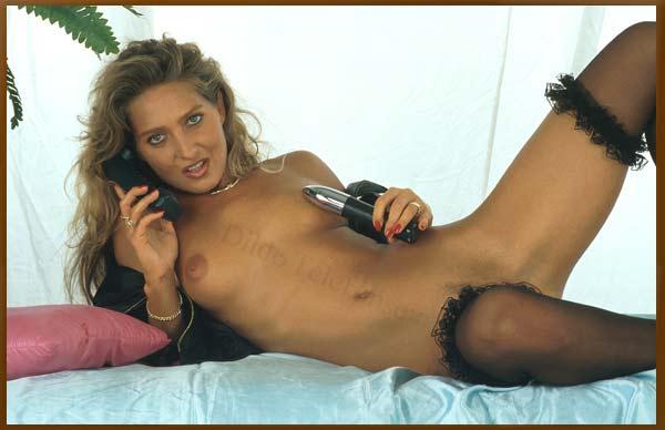 telefonsex dildo